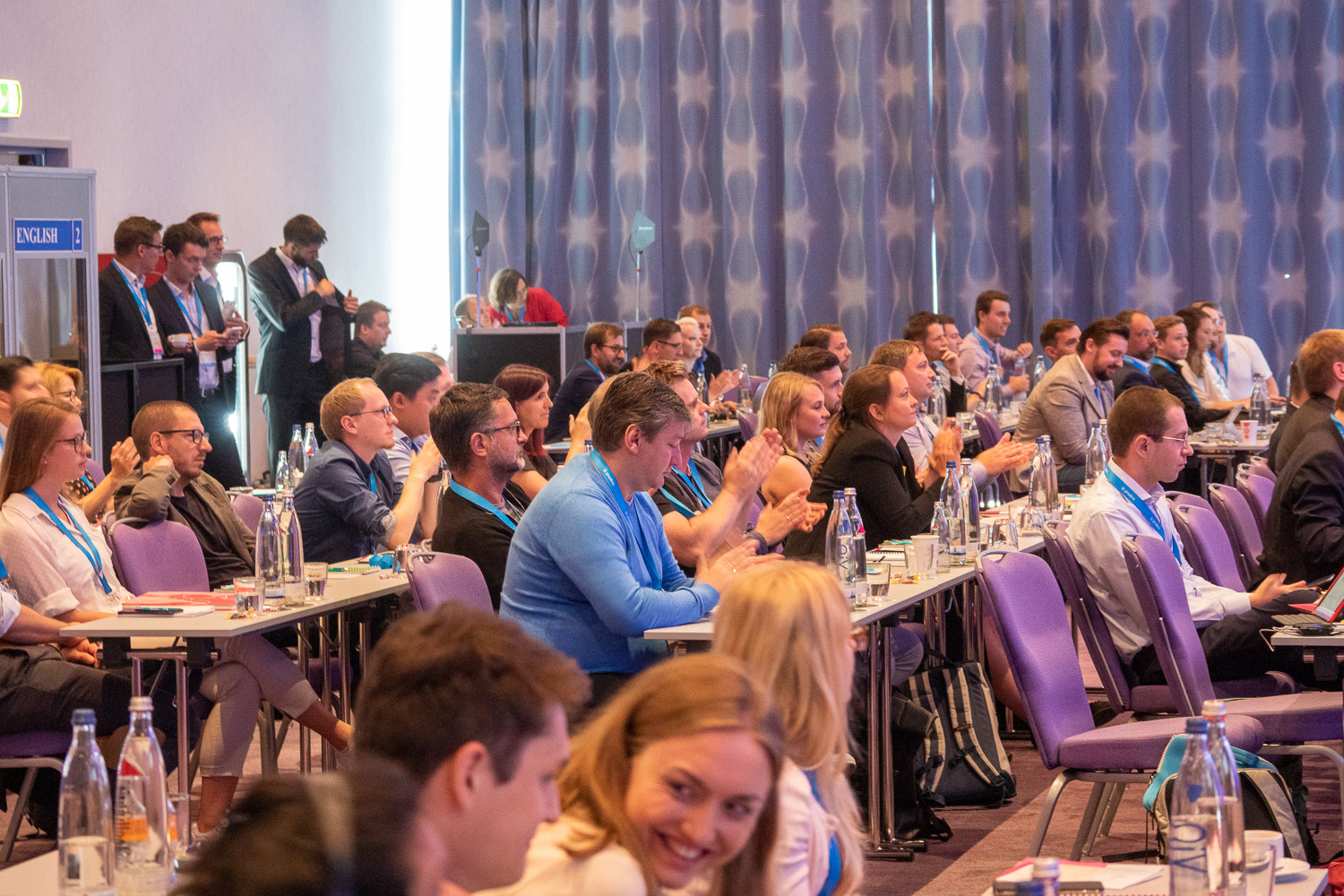 prudsys retail intelligence summit 2019 | Conference on AI in Retail | Audience
