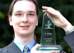 Winner of DATA MINING CUP 2003