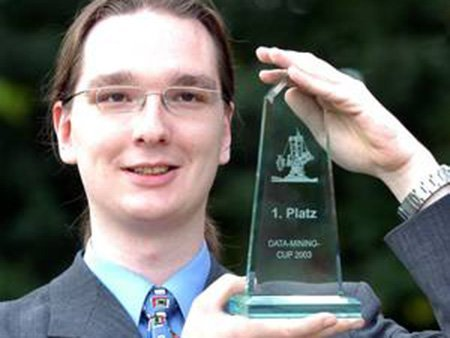 Winner of DATA MINING CUP 2003