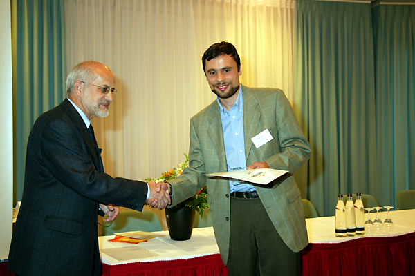 Winner of DATA MINING CUP 2005
