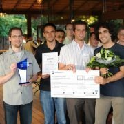 Winning team of DATA MINING CUP 2010