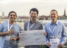 Winning team of DATA MINING CUP 2014 from Iowa State University