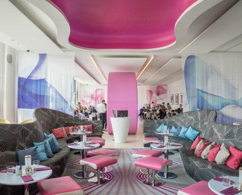 DATA MINING CUP 2017 Impressions - stylish hotel