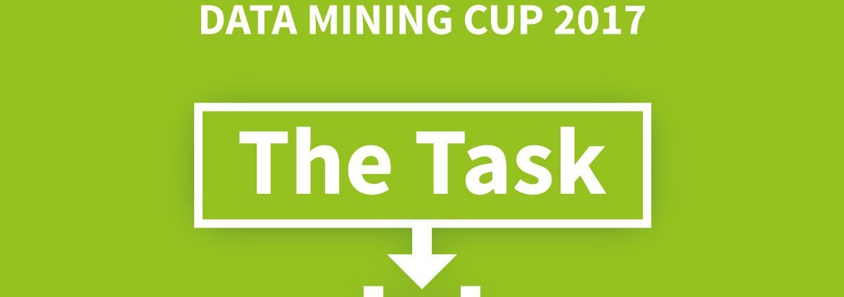 prudsys DATA MINING CUP 2017 task announced today