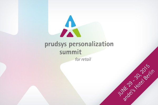 prudsys personalization summit 2015 for retail
