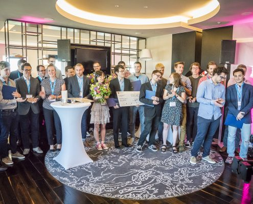 DATA MINING CUP 2016 announces winners @ prudsys personalization summit 2016